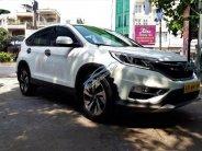Bán Honda CR V 2.4AT sản xuất 2015, màu trắng, giá tốt giá 920 triệu tại Tp.HCM