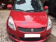 Bán Suzuki Swift năm sản xuất 2015, màu đỏ, nhập khẩu giá 450 triệu tại Thái Nguyên