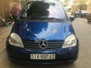 Bán Mercedes Vaneo 2003, màu xanh, nhập khẩu giá 295 triệu tại Tp.HCM