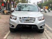 Cần bán lại xe Hyundai Santa Fe SLX năm sản xuất 2009, màu bạc, xe nhập, 695 triệu giá 695 triệu tại Hà Nội