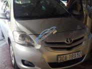 Cần bán Toyota Vios sản xuất năm 2009, màu bạc xe gia đình, 356 triệu giá 356 triệu tại Hà Nội