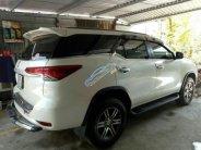 Bán Toyota Fortuner năm 2017, màu trắng, xe nhập giá 1 tỷ 130 tr tại Tp.HCM