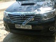 Cần bán xe Toyota Fortuner G sản xuất 2013, màu xám, 760 triệu giá 760 triệu tại Hà Nội