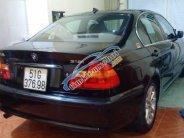 Bán xe BMW 3 Series 318i sản xuất 2005, màu đen, nhập khẩu giá 320 triệu tại Đồng Nai