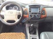 Bán ô tô Toyota Innova J đời 2007, màu bạc giá 250 triệu tại Đà Nẵng