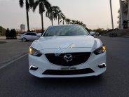 Cần bán lại xe Mazda 6 2.5 2015, màu trắng, giá 770tr giá 770 triệu tại Hà Nội