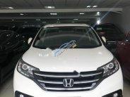 Bán Honda CR V 2.4 AT đời 2013, màu trắng giá cạnh tranh giá 825 triệu tại Hà Nội