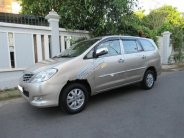 Cần bán Toyota Innova G đời 2010, màu ghi vàng  giá 445 triệu tại BR-Vũng Tàu