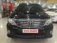 Cần bán Toyota Fortuner G đời 2014, màu đen, giá chỉ 825 triệu giá 825 triệu tại Phú Thọ