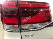 Bán xe Toyota Land Cruiser VX 4.6 đời 2018, màu trắng, nhập khẩu giá 4 tỷ 600 tr tại Hà Nội