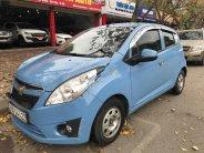 Cần bán xe Chevrolet Spark Van 1.0 AT năm sản xuất 2011, màu xanh lam, nhập khẩu nguyên chiếc giá 195 triệu tại Hà Nội