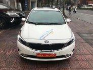 Bán Kia Cerato 1.6 AT 2017, màu trắng giá 628 triệu tại Hà Nội