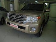 Cần bán gấp Toyota Land Cruiser sản xuất năm 2010, màu vàng, nhập khẩu nguyên chiếc giá 2 tỷ 150 tr tại Hà Nội