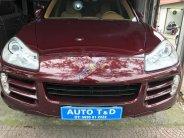 Bán xe Porsche Cayenne 3.6GX năm 2008, màu đỏ, nhập khẩu giá 1 tỷ 50 tr tại Hà Nội