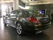 Cần bán xe Mercedes C250 Exclusive sản xuất năm 2018, màu nâu giá 1 tỷ 634 tr tại Hà Nội