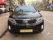 Bán xe Kia Sorento 2.4 AT đời 2016, màu đen chính chủ giá 845 triệu tại Hà Nội