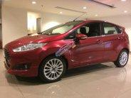 Bán Ford Fiesta 1.0L Ecoboost đời 2017, màu đỏ giá 524 triệu tại Tp.HCM