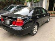 Chính chủ bán xe Toyota Camry 2.4G đời 2005, màu đen giá 386 triệu tại Hà Nội