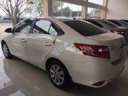 Auto bán Toyota Vios 1.5G 2016, màu trắng  giá 545 triệu tại Vĩnh Phúc