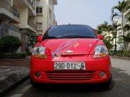 Chính chủ bán xe Chevrolet Spark Van 0.8 MT 2012, màu đỏ giá 135 triệu tại Hà Nội