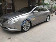 Chính chủ bán Hyundai Sonata sản xuất 2011, màu bạc, nhập khẩu giá 568 triệu tại Hà Nội
