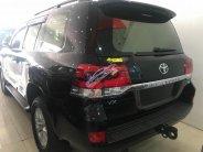 Bán Toyota Land Cruiser VX 4.6 đời 2018, màu đen, xe nhập giá 4 tỷ 600 tr tại Hà Nội