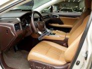 Bán Lexus RX 350 đời 2016, màu vàng, nhập khẩu   giá 3 tỷ 760 tr tại Tp.HCM