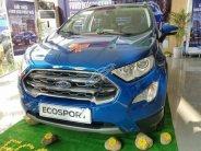 Bán xe Ford EcoSport Titanium 1.5L AT SX 2018, màu xanh dương giá 648 triệu tại Hà Nội