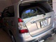 Chính chủ bán Toyota Innova 2.0V 2013, màu bạc giá 592 triệu tại Tp.HCM
