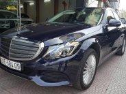 Bán Mercedes C250 Exclusive đời 2016, màu xanh  giá 1 tỷ 430 tr tại Hà Nội