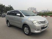 Bán Toyota Innova 2.0 G đời 2011, màu bạc  giá 395 triệu tại Hà Nội