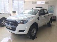 Bán Ford Ranger XL 2.2L 4x4 MT đời 2017, màu trắng, nhập khẩu   giá 600 triệu tại Hà Nội