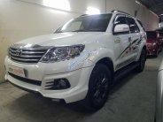 Hiền Toyota bán xe Toyota Fortuner TRD Sportivo 4x2 AT SX 2016, màu trắng giá 950 triệu tại Tp.HCM