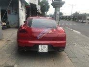 Cần bán xe Porsche Panamera đời 2014, màu đỏ, nhập khẩu giá 3 tỷ 380 tr tại Tp.HCM