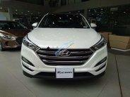Bán ô tô Hyundai Tucson 2.0 ATH đời 2018, màu trắng giá cạnh tranh giá 825 triệu tại Hà Nội