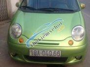 Chính chủ cần bán xe Daewoo Matiz SE đời 2007, màu xanh lục giá 75 triệu tại Nam Định