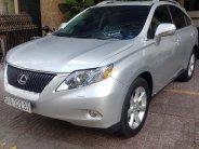 Cần bán xe Lexus RX 350 2010, màu bạc, nhập khẩu từ Mỹ ít đi, còn rất đẹp giá 2 tỷ 100 tr tại Tp.HCM