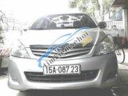 Bán Toyota Innova G sản xuất năm 2009, màu bạc, 425tr giá 425 triệu tại Hải Phòng