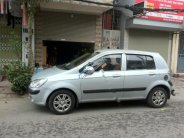 Bán Hyundai Getz 1.1 MT đời 2010, màu bạc, nhập khẩu nguyên chiếc còn mới giá cạnh tranh giá 210 triệu tại Hà Nội