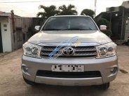 Bán Toyota Fortuner đời 2010, màu bạc  giá 665 triệu tại Đồng Nai