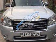 Bán Ford Everest Limited đời 2010, màu bạc, giá 535tr giá 535 triệu tại Tp.HCM