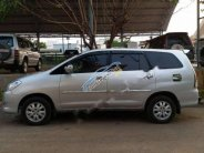 Cần bán gấp Toyota Innova G sản xuất 2010, màu bạc giá 398 triệu tại Đắk Lắk