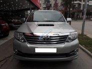 Cần bán Toyota Fortuner 2.5G 4x2MT năm 2016, màu bạc giá 900 triệu tại Hà Nội