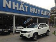 Kia Sorento đời 2014, màu trắng, giá cạnh tranh, giao xe nhanh giá 770 triệu tại Hà Nội