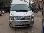 Bán xe Ford Transit sản xuất 2018, màu bạc giá cạnh tranh giá 810 triệu tại Bắc Ninh