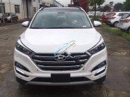 Bán xe Hyundai Tucson 1.6 AT Turbo đời 2018, màu trắng  giá 882 triệu tại Hà Nội
