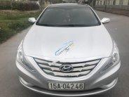 Bán Hyundai Sonata đời 2011, màu bạc, nhập khẩu   giá 560 triệu tại Hải Phòng