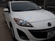 Cần bán Mazda 3 2011, màu trắng, xe nhập, chính chủ giá cạnh tranh giá 430 triệu tại Thái Nguyên