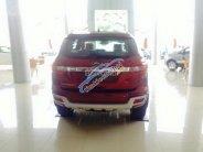 Cần bán Ford Everest Titanium 2.2L đời 2018, màu đỏ, nhập khẩu nguyên chiếc giá 1 tỷ 220 tr tại Hà Nội
