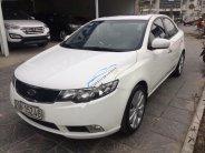 Chính chủ bán Kia Cerato 1.6 AT đời 2010, màu trắng, nhập khẩu giá 390 triệu tại Hà Nội